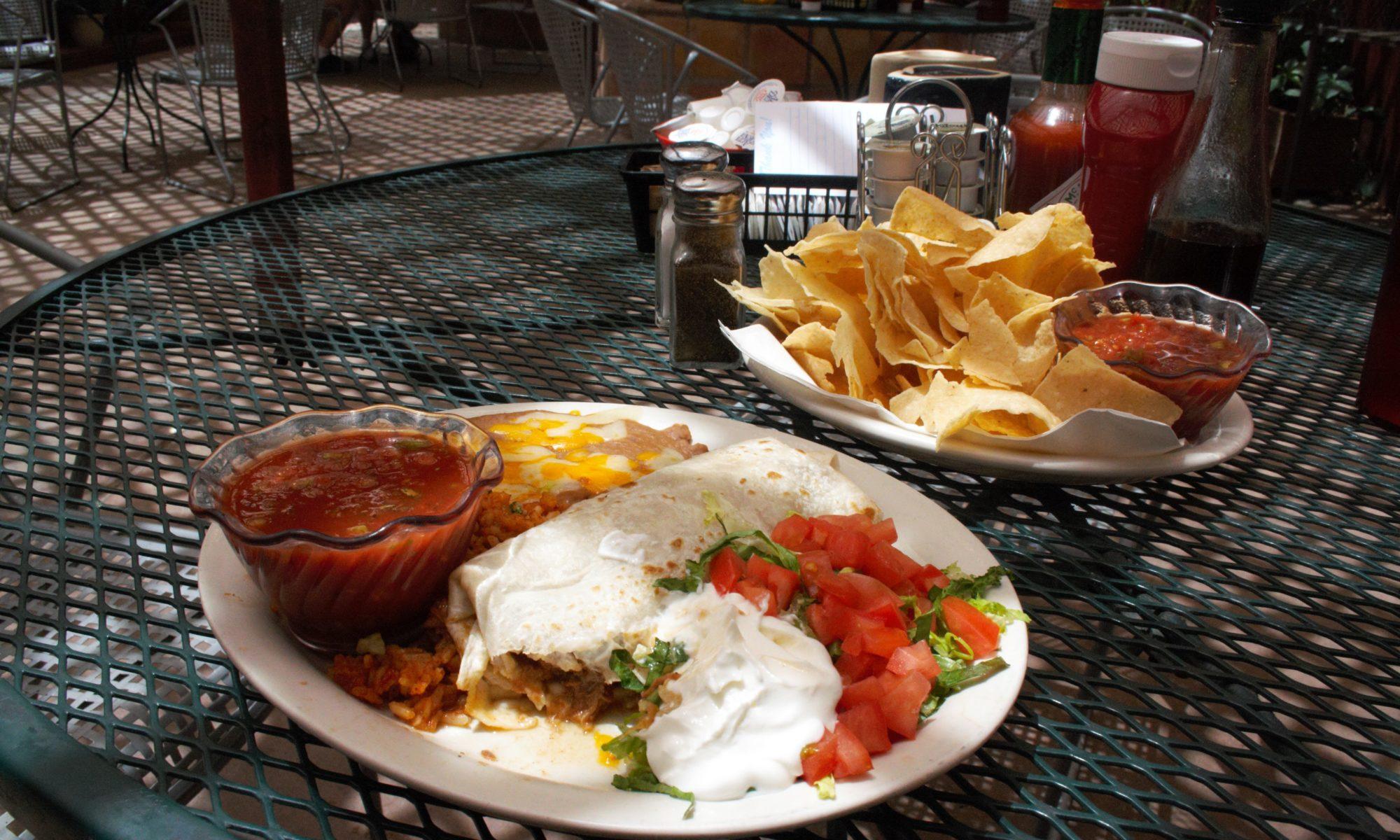 Mexican Food, Arizona