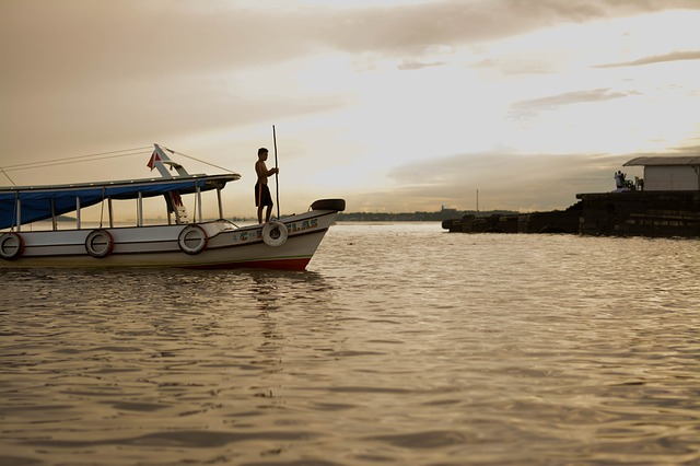 amazonas boot - Südamerika: Von Leticia in den Amazonas von Kolumbien