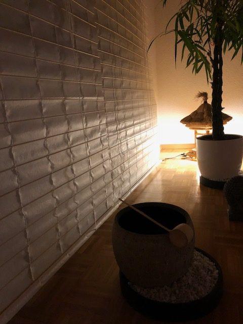 """bambus leuchte03 e1539460138340 - Projekt """"Freiraum"""" am Hochrhein: Japanische Papier-Rollos"""