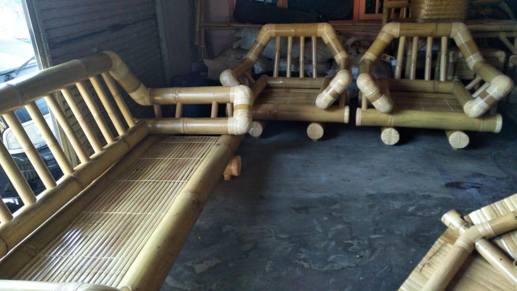 """bambuslounge03 - Projekt """"Freiraum"""" am Hochrhein: Die Möbel für unser Wohnzimmer sind fertig"""
