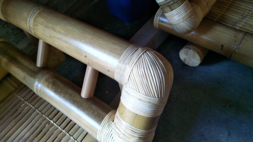 """bambuslounge04 - Projekt """"Freiraum"""" am Hochrhein: Die Möbel für unser Wohnzimmer sind fertig"""