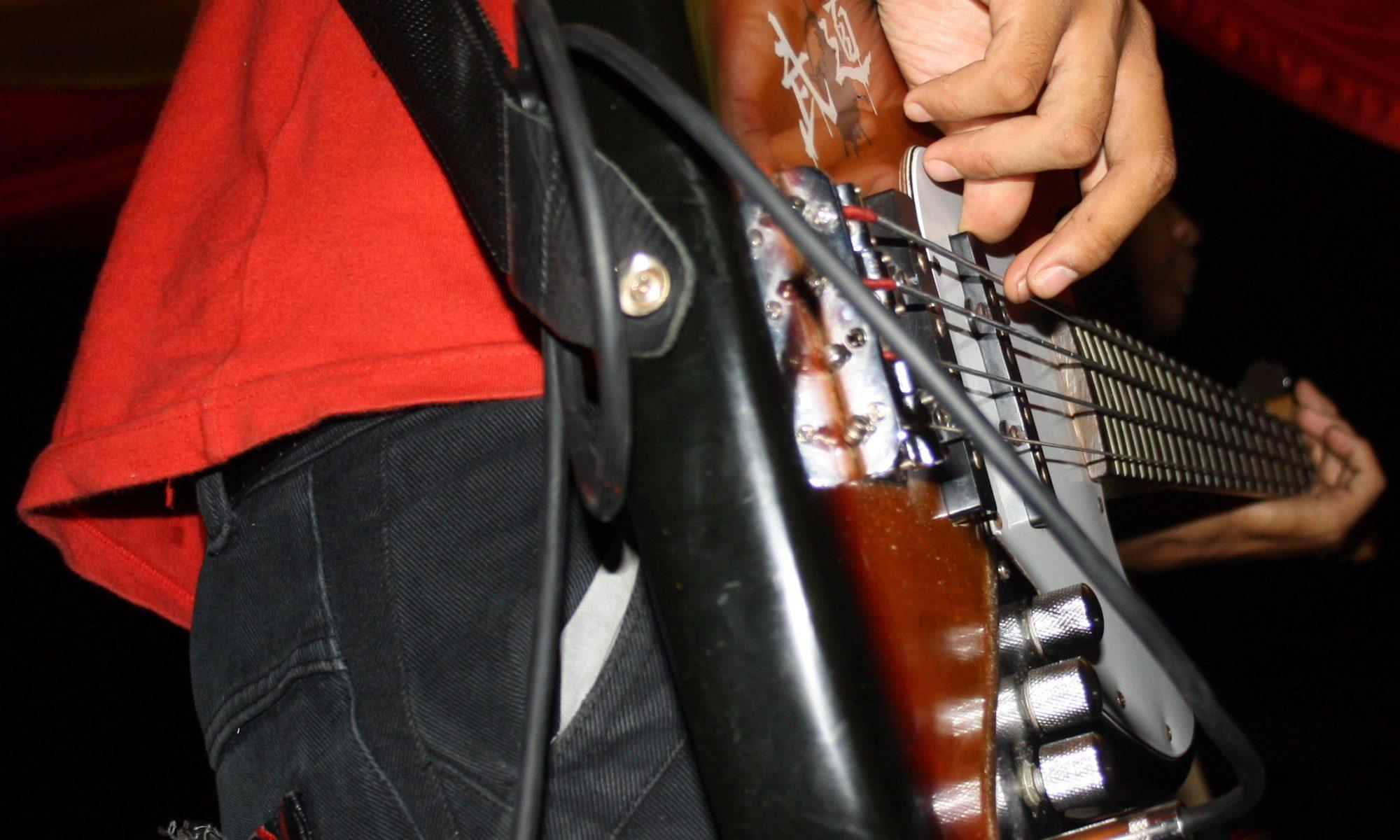 Bassgitarre