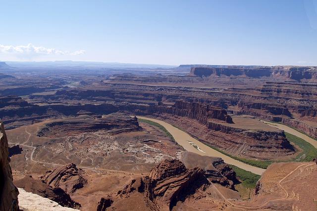 dead horse point sp - Utah, USA: Hier entstehen zwei neue State Parks