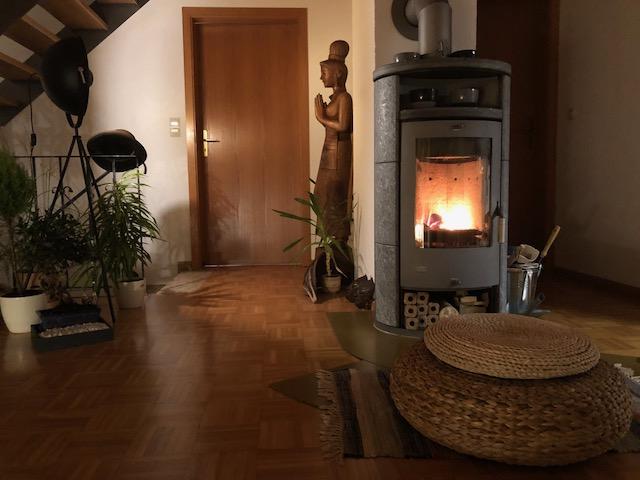 """fire02 - Projekt """"Freiraum"""" am Hochrhein: Feuer von innen & aussen"""