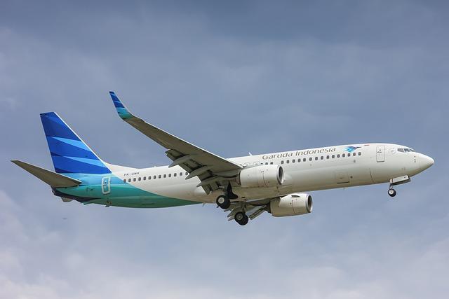 garuda indonesia - Indonesien: Steht die Nationalairline Garuda Indonesia vor dem Aus?