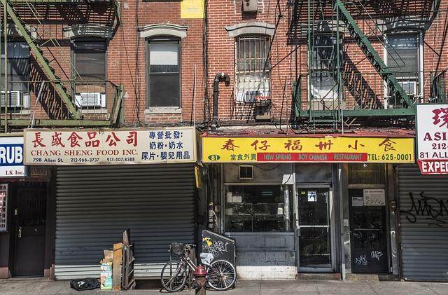 new york chinatown - Manhattan, New York: Keine Touristen dafür mehr Rassismus – ein Rundgang durch Chinatown