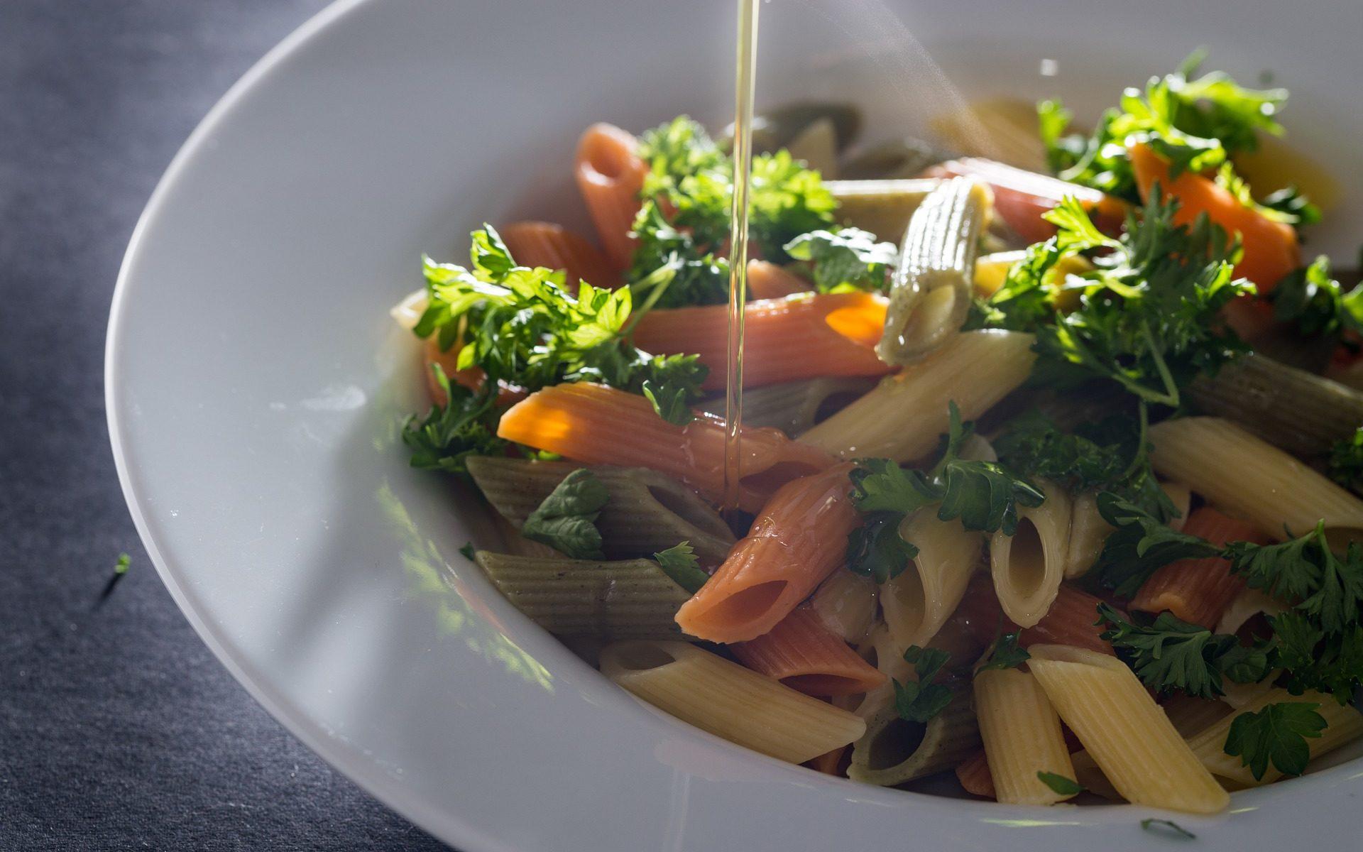 pasta parsley pesto olive oil 1920x1200 - Eat USA: Italian Food in Boston