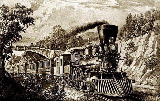 steam train 640 - USA: Bahngesellschaft Amtrak bestellt neue Züge bei Siemens