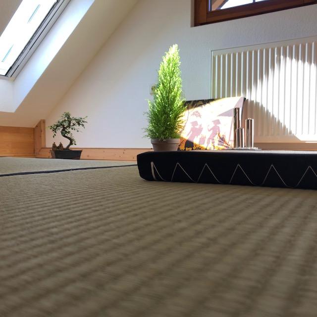 """tatami04 - Projekt """"Freiraum"""" am Hochrhein: Japanische Tatami"""