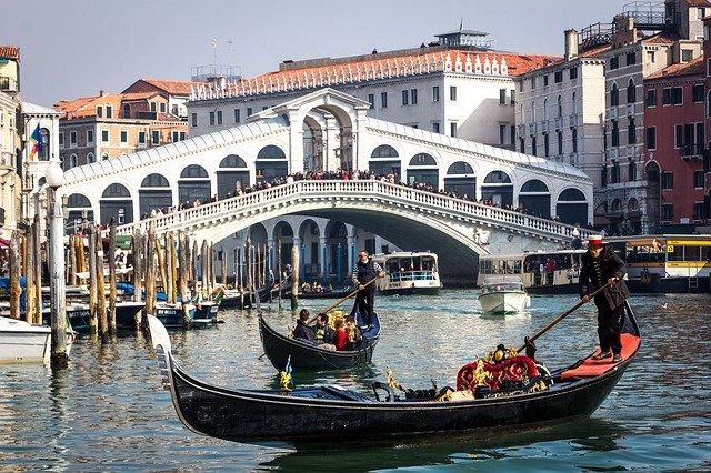 venice rialto 640 - Venedig in der Corona-Krise: Die Lagunenstadt ist ziemlich relaxt